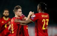 Sức ép khủng khiếp, Bỉ thắng hủy diệt 8 bàn không gỡ