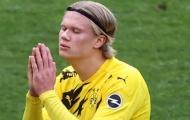 Haaland tịt ngòi trận thứ 4 liên tiếp, Dortmund gục ngã tại Signal Iduna Park