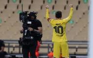 Lên ngôi vô địch, Messi chỉ ra điều chưa hài lòng