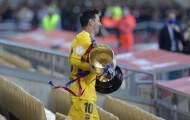 Messi đích thị là 'vị thánh sống' tại Barca sau khoảnh khắc này