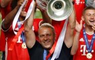 CHÍNH THỨC: Bayern Munich tuyên bố đanh thép với Hansi Flick