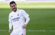 XONG! Chelsea chờ phía trước, Zidane lên tiếng về Hazard