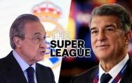 Barca - Real mong 'đổi đời' nhờ European Super League