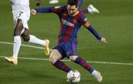 Messi thăng hoa trong năm 2021, thiết lập cột mốc cực khủng