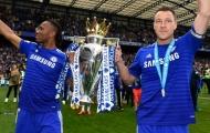 Terry và Drogba đồng loạt ca ngợi 'lá chắn thép' của Chelsea