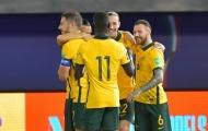 Australia thắng đậm, cầm chắc vé đi tiếp ở VL World Cup
