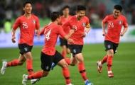 Hủy diệt Turkmenistan, Hàn Quốc vươn lên dẫn đầu bảng H