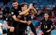 Đức đang xếp tiền vệ box-to-box hay nhất thế giới dự bị?