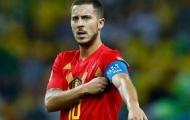 Sau tất cả, HLV Bỉ phải thừa nhận sự thật về Hazard
