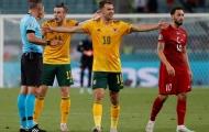 TRỰC TIẾP Wales 0-4 Đan Mạch (KT): Dấu chấm hết cho Wales