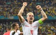 Granit Xhaka tỏa sáng tại EURO, Arsenal lập tức tăng giá bán