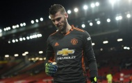Man Utd mở đường đưa De Gea rời Old Trafford