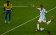 Giúp Argentina vô địch, Messi nói gì với Di Maria sau trận?