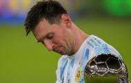 Vô địch Copa America, Messi nói lời lịch sử