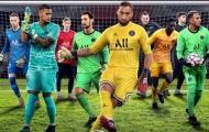9 thủ môn của PSG: 2 cái tên 18 tuổi, nỗi buồn Real ùa về