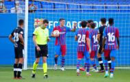 Cầu thủ dự bị lập hat-trick, Barca nhấn chìm đối thủ