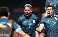 Hạ Ai Cập, Argentina nuôi hy vọng vào tứ kết