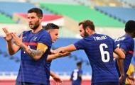 Mưa bàn thắng và hat-trick, Pháp ngược dòng thắng nghẹt thở