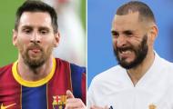 Messi rời Barca, Benzema liền có động thái