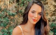Ngắm vóc dáng hoàn hảo của bạn gái mới Neymar