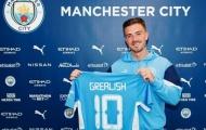 Grealish gia nhập Man City, Saka lên tiếng