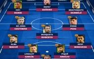 Bán Griezmann chia tay Messi, chiều sâu đội hình Barca mùa này ra sao?