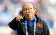 Bị khước từ quả penalty, thầy Park nói luôn 1 câu về trọng tài