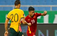 Tuyển Việt Nam khiến Australia hổ thẹn ở 2 thông số