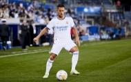 Hoàn cảnh bi đát, Hazard xếp sau cả tài năng trẻ Real