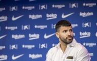 Messi rời đi, Aguero lên tiếng về tin đồn chia tay Barca