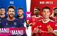 10 ƯCV vô địch Champions League 2021/22: PSG số 1, M.U ở đâu?