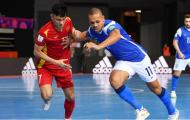 ĐT Việt Nam thất thủ trước Brazil ở trận mở màn World Cup 2021