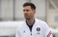 Messi có mặt, chuẩn bị xuất hiện lần đầu tiên ở C1 cho đội khác Barca