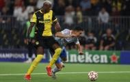 Solskjaer không hài lòng sau tình huống ngã trong vòng cấm của Ronaldo