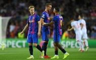 Chấm điểm Barcelona: Không có nổi điểm 7; Cặp tiền đạo vô hình