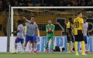 Cơn ác mộng quen thuộc đã trở lại với Man Utd