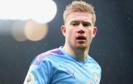 Đội hình Man City đấu RB Leipzig: Kevin de Bruyne trở lại