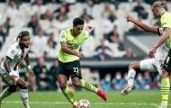 Hai cái tên quen thuộc nổ súng, Dortmund đả bại Besiktas