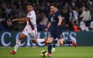 Messi tịt ngòi 3 trận liên tiếp, siêu hàng công PSG thi đấu rời rạc