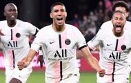 Đội hình tiêu biểu vòng 7 Ligue 1: Cơn lốc cánh phải, đại thắng 6-0