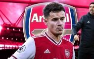 Arsenal rộng cửa ký hợp đồng với Coutinho