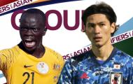 Cục diện bảng B sau lượt 3: Australia dẫn đầu, nỗi thất vọng Nhật Bản