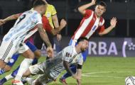 Messi và Argentina bất lực trước một Paraguay chơi rắn