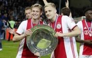 Ten Hag không nhắc tên Van de Beek trong bộ ba cựu Ajax