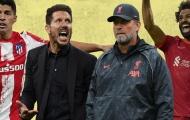 TRỰC TIẾP Atletico Madrid 2-2 Liverpool: Griezmann nhận thẻ đỏ (H2)