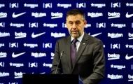 Bartomeu: 'Barca đã có thể mua Mbappe nhưng HLV muốn Dembele'