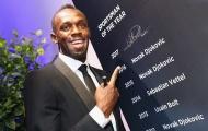 Bị tước HCV Olympic, Usain Bolt vẫn qua mặt Ronaldo để giành giải Oscar thể thao