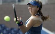 Bị loại khỏi Indian Wells, tay vợt 17 tuổi vẫn hành xử đầy chuyên nghiệp