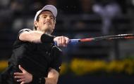 Andy Murray 'khóc thêm lần nữa' ở Indian Wells