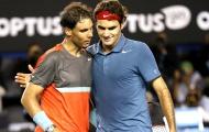 Federer đối đầu Nadal ở trận 'chung kết sớm' tại Indian Wells